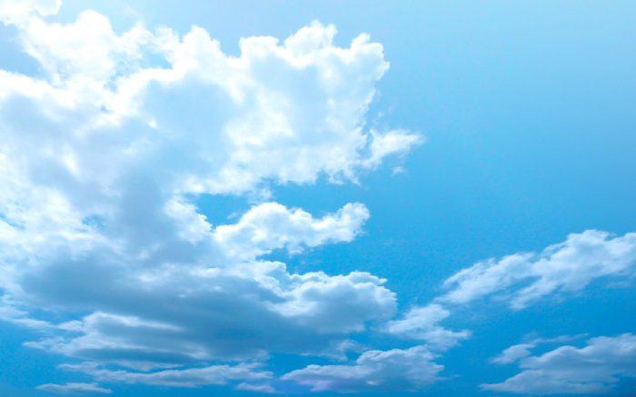 空の風景_広角ズーム