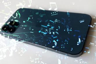 iPhoneの着信音を変更する方法